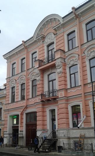 В Санкт-Петербурге отреставрировали дом Теляковских