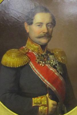 Отец Теляковского - военный инженер и педагог